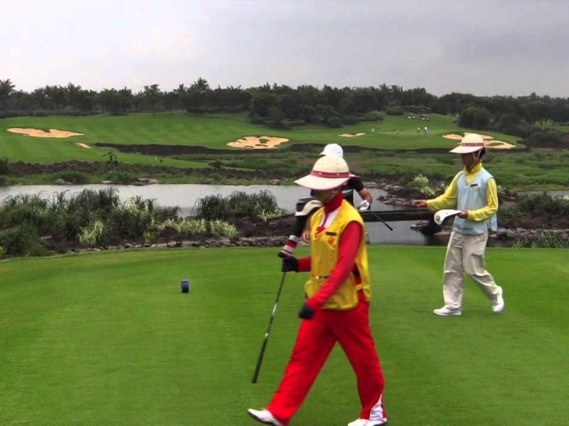 The Story of Golf Courses In Koolau, USA Until Now Becomes A Golf Course